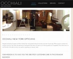Occhiali-newyork.com, New York Upscale Optician Store, Upper Eastside